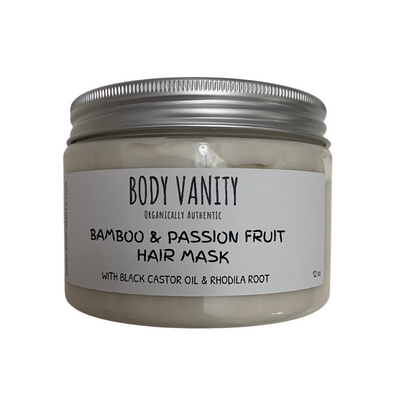 Bamboo & Passion Fruit Hair Mask