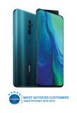 Oppo Reno 5G - 256GB (Black or Green - Optus Variant)
