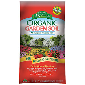 GARDEN SOIL, ESPOMA ALL PURPOSE