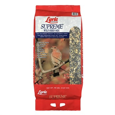 BIRD SEED, SUPREME WILD BIRD MIX