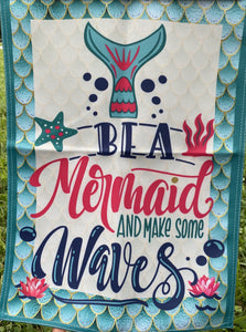 FLAG, BE A MERMAID