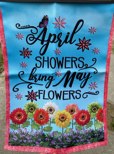 FLAG, APRIL SHOWERS