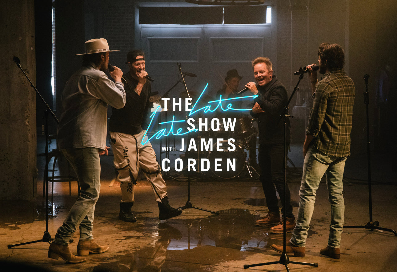 Chris Tomlin, Thomas Rhett and FGL to Perform on Late Late Show with James Corden and Today Show
