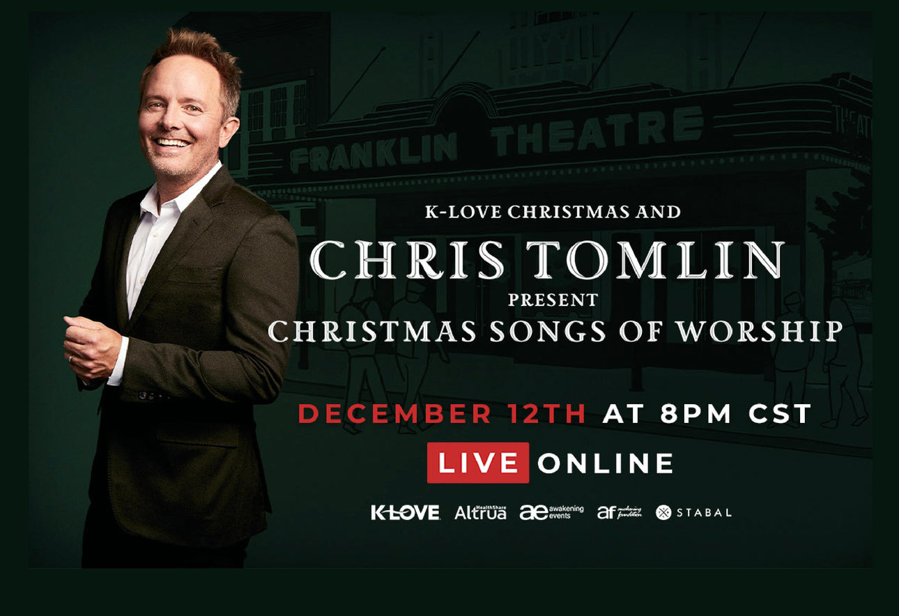 K-LOVE Christmas & Chris Tomlin Present Christmas Songs Of Worship