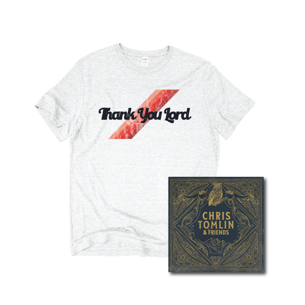 Thank You Lord T-Shirt + DIGITAL ALBUM
