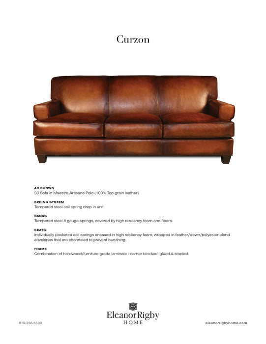 Eleanor Rigby Curzon - leatherfurniture
