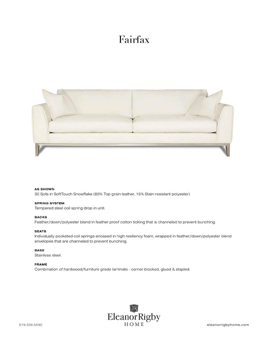 Eleanor Rigby Fairfax - leatherfurniture