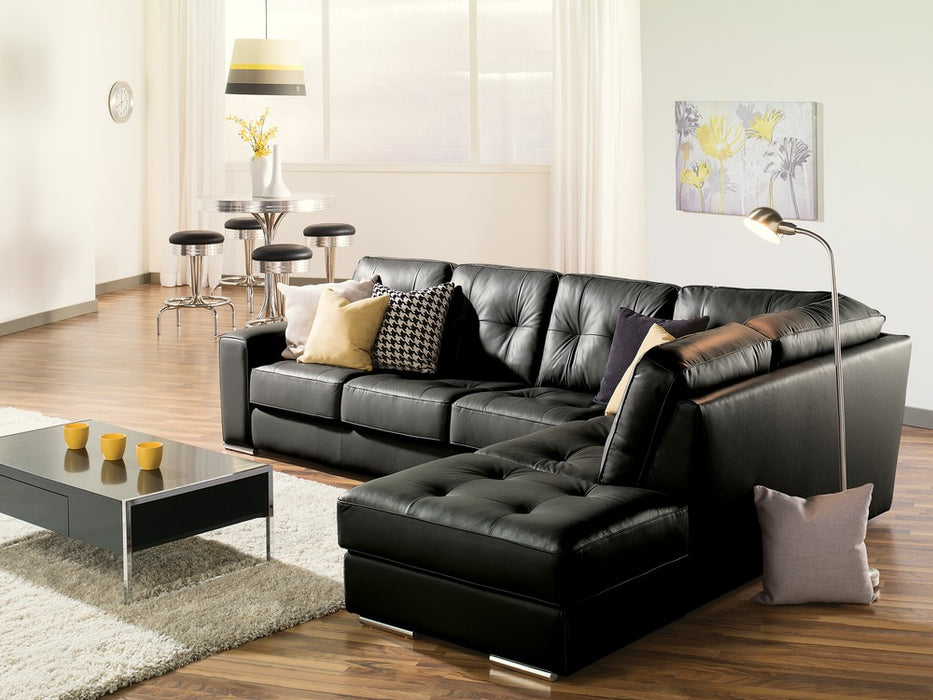 Ottawa - example living room w/ Left Arm Sofa, Right Arm Chaise