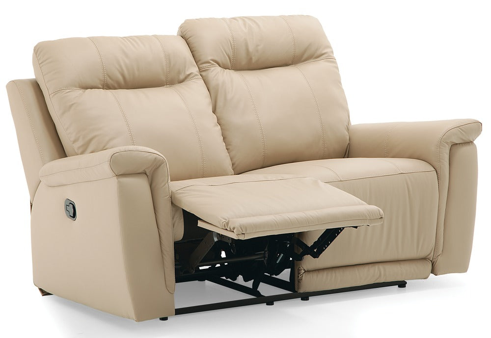 Westpoint - Loveseat reclining right front view
