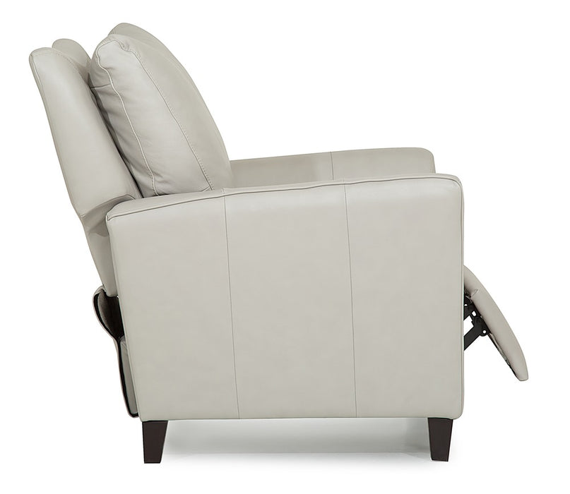 India - Armchair reclined side view