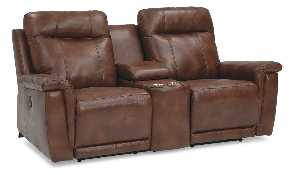 Westpoint - Loveseat w/ home theater wedge right front