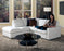Westend - example living room w/ right arm chaise and left arm loveseat