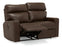 Oakwood - Powered Reclining Loveseat reclining right front view