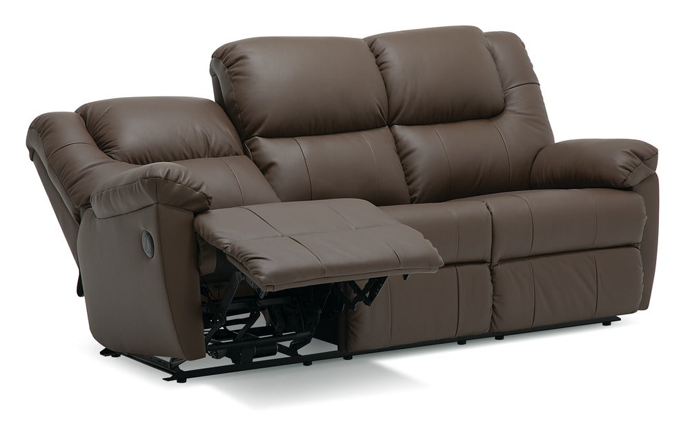 Tundra - 3 cushion reclining front view