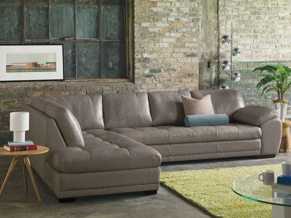 Miami - example living room w/ Right hand sofa, Left hand chaise