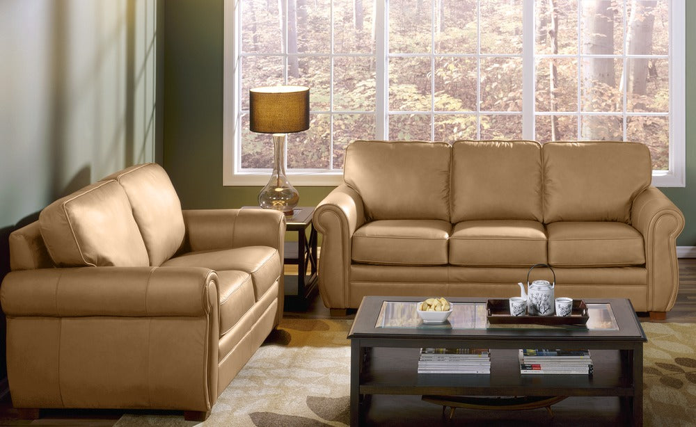 Viceroy - example living room w/ 3 cushion sofa and loveseat