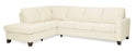 Creighton - Left Arm Chaise, Right Arm Sofa front view