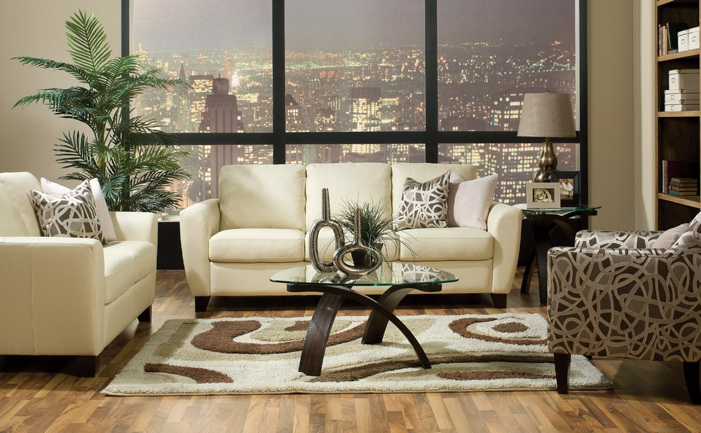Marymount - example living room w/ 3 cushion sofa and Loveseat