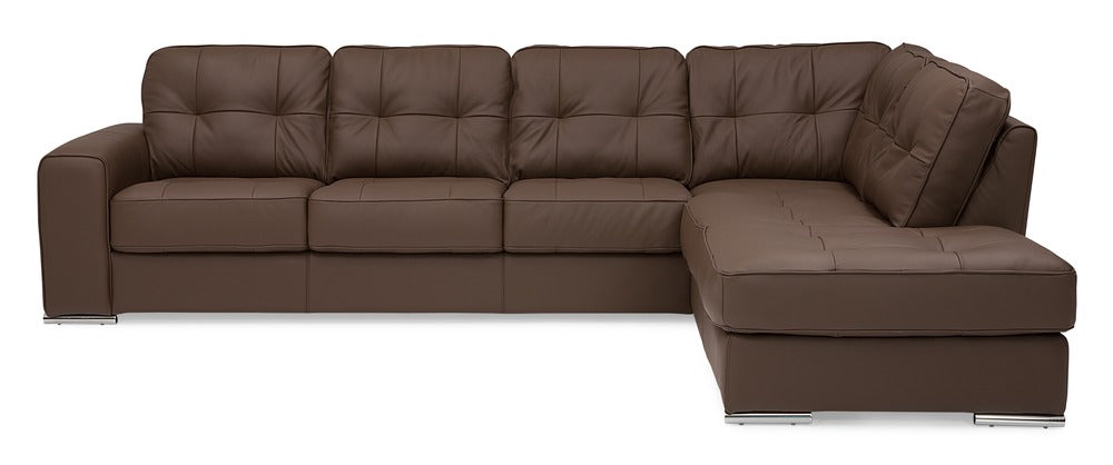 Ottawa - Left Arm Sofa, Right Arm Chaise front view