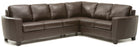 Leeds - Left Arm Sofa, Corner Curve, Right Arm Loveseat front view