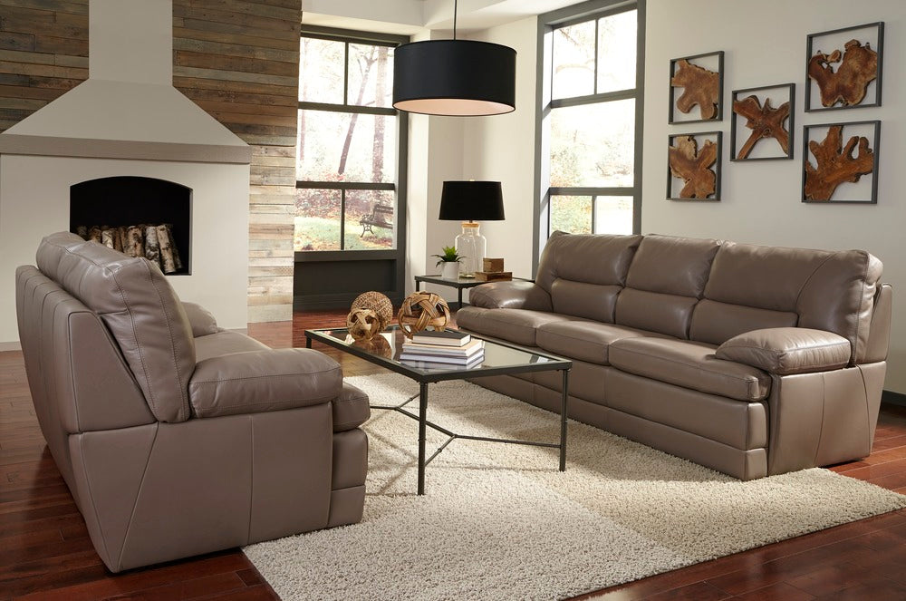 Northbrook - example living room w/ 3 cushion sofa and Loveseat