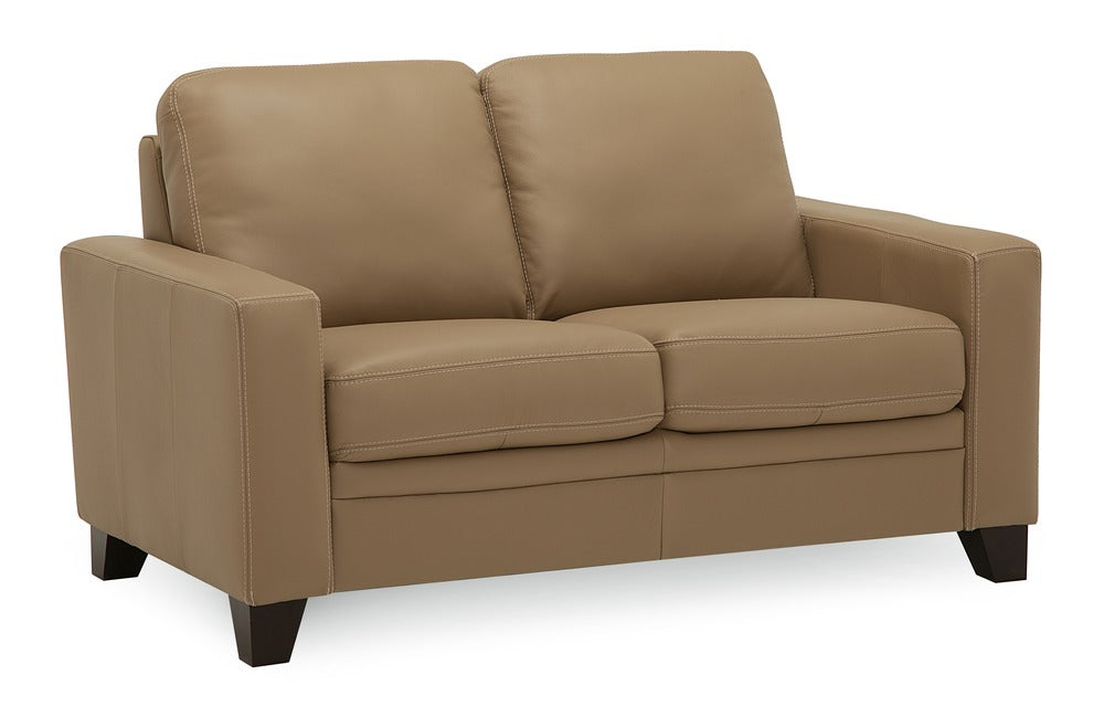 Creighton - Loveseat right front view