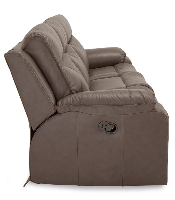 Providence - Powered Reclining Loveseat side view