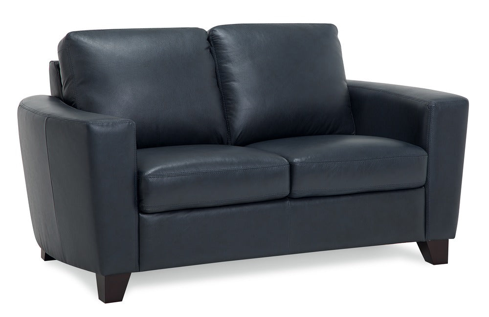 Leeds - Loveseat right front view