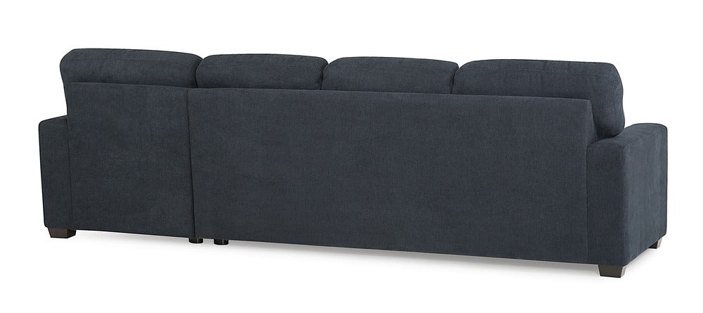 Westend - Left Arm Sofa and Right Arm Chaise rear view