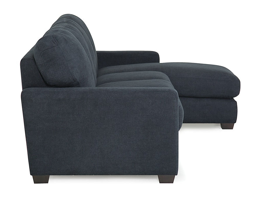 Westend - Left Arm Sofa and Right Arm Chaise side view