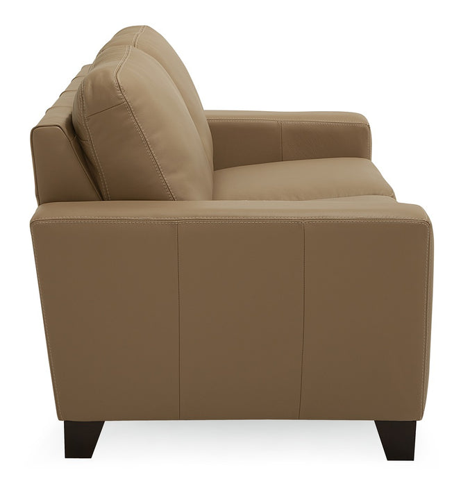 Creighton - Loveseat side view