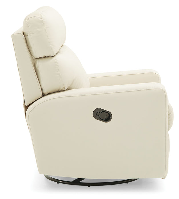Oakwood - Powered Recliner side view
