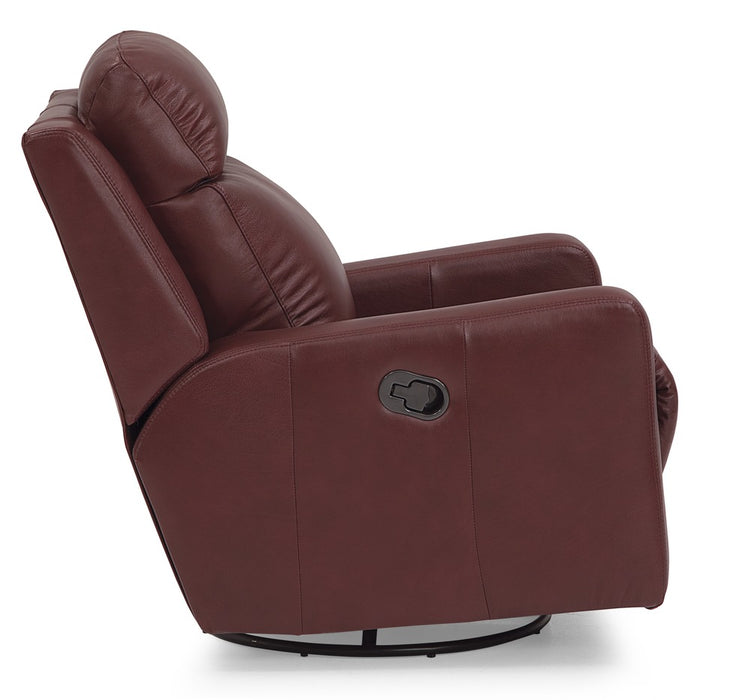 Forest Hill - Powered Reclining Rocker side view