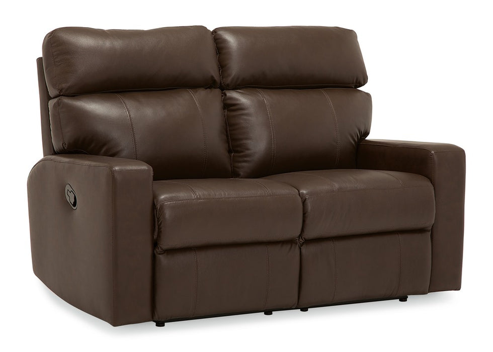 Oakwood - Powered Reclining Loveseat right front view