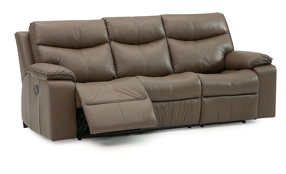 Providence - Powered Reclining Sofa right front view