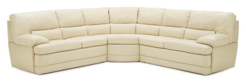 Northbrook - Left Arm Loveseat, Corner Curve, Right Arm Loveseat front view