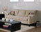 India - example living room w/ 3 cushion sofa