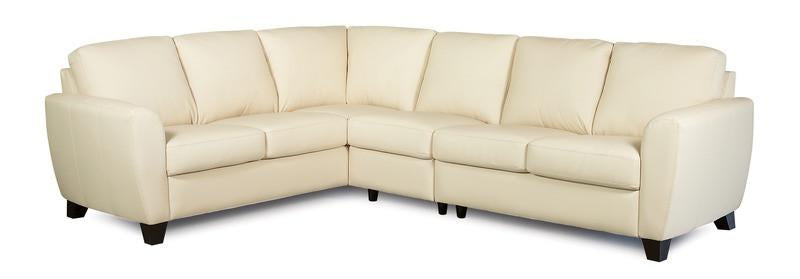 Marymount - Left Arm Sofa W/ Return, Right Arm Sofa front view