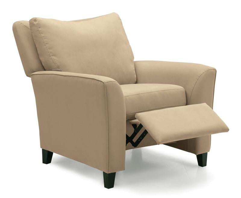 India - Armchair reclined right front view