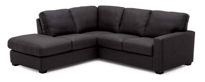 Westend - Right Arm Sofa w/ return and Left Arm Chaise front view