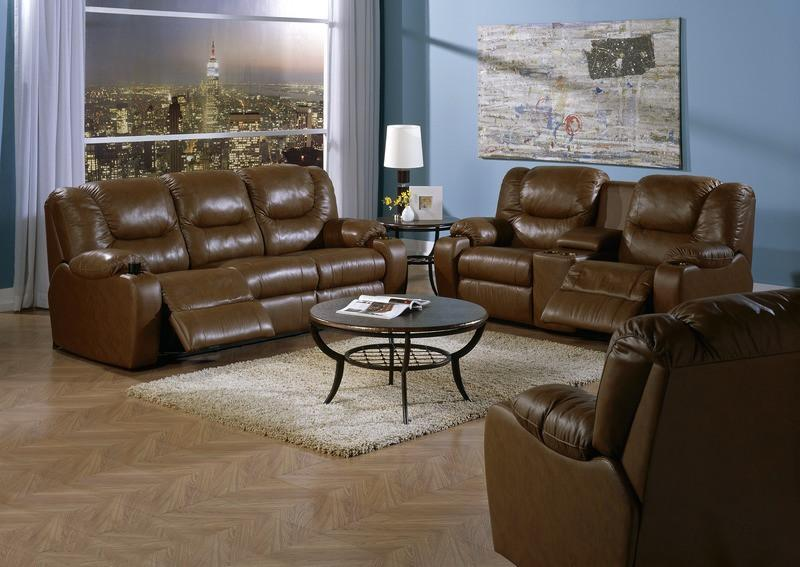 Dugan - Powered Reclining Sofa, Recliner and Powered Reclining Loveseat