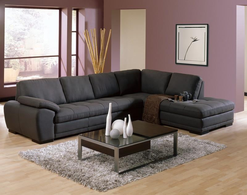 Miami - example living room w/ Left hand sofa, Right hand chaise