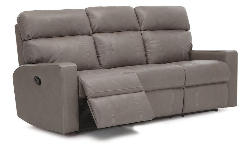 Oakwood - Powered Reclining Sofa right front view