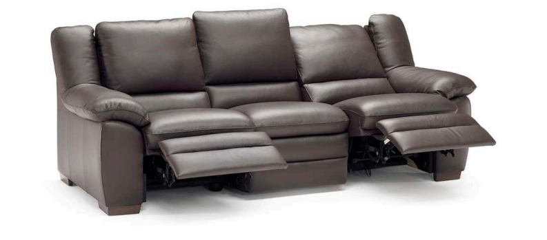 Natuzzi Prudenza Sectional A450 - leatherfurniture