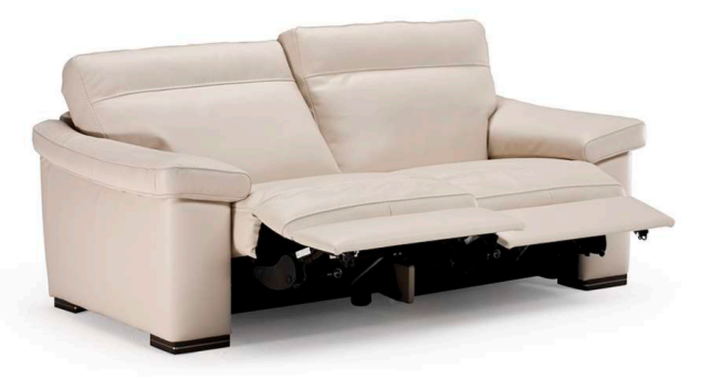 Natuzzi Onore Sofa B814 - leatherfurniture