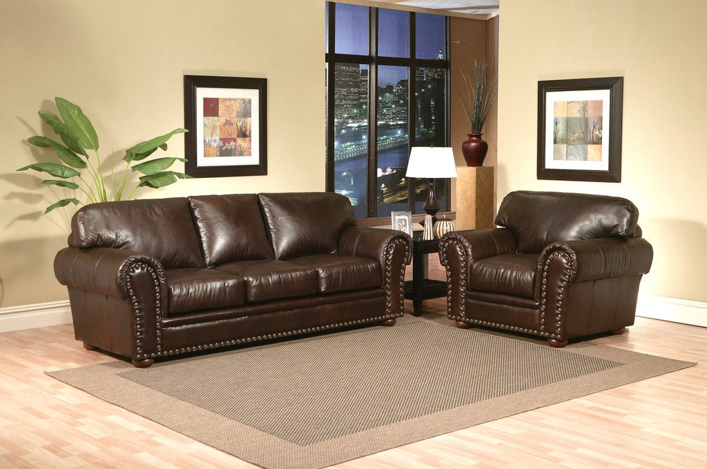 Omnia Beaumont Sectional - leatherfurniture