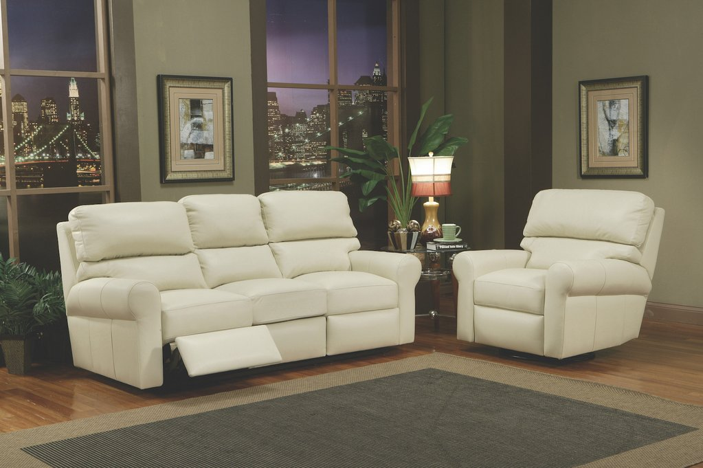 Omnia Brookfield Sectional - leatherfurniture