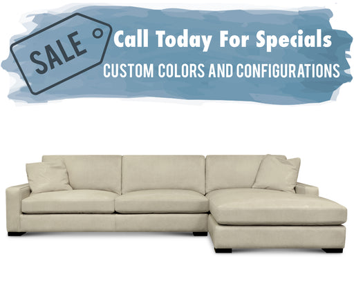 Eleanor Rigby Buttercup Sectional