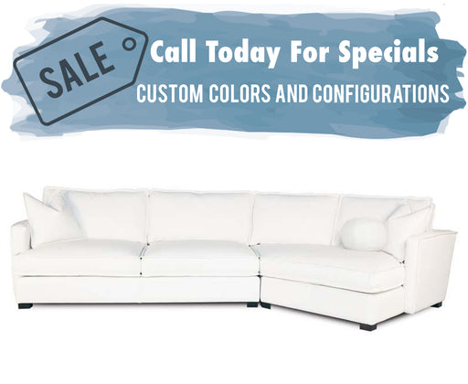 Eleanor Rigby Delano Sectional