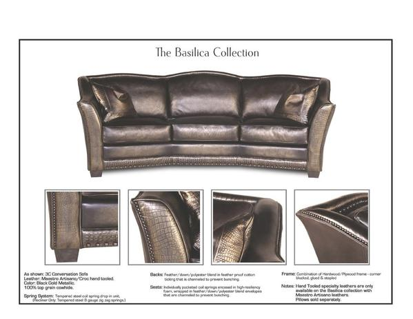 Eleanor Rigby Basilica - leatherfurniture